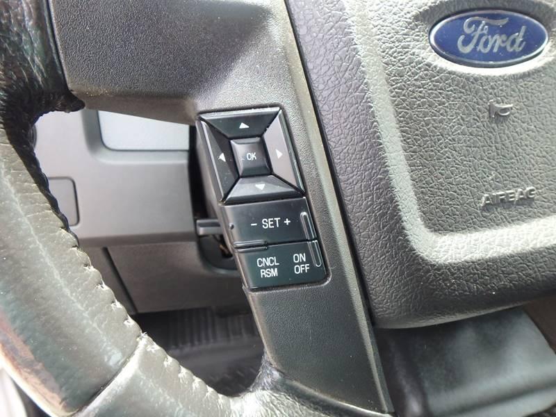 2013 Ford F-150 4x4 XLT 4dr SuperCrew Styleside 6.5 ft. SB - Farmington MO