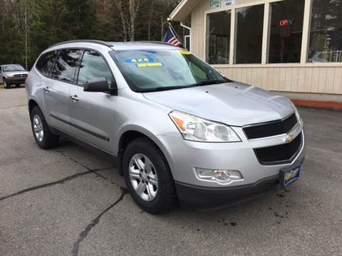 2009 Chevrolet Traverse for sale at Fairway Auto Sales in Rochester NH