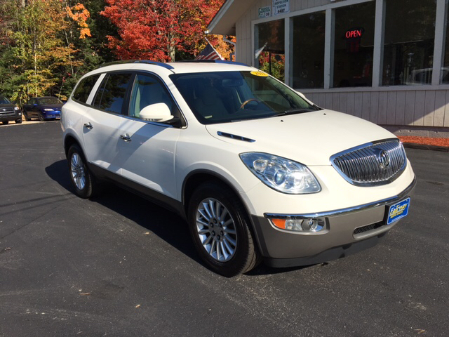 2011 Buick Enclave for sale at Fairway Auto Sales in Rochester NH