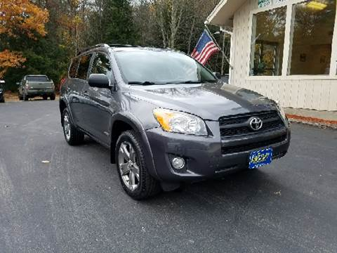 2009 Toyota RAV4 for sale at Fairway Auto Sales in Rochester NH
