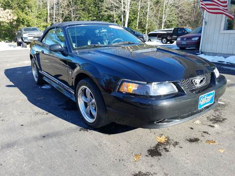 2001 Ford Mustang for sale in Rochester, NH