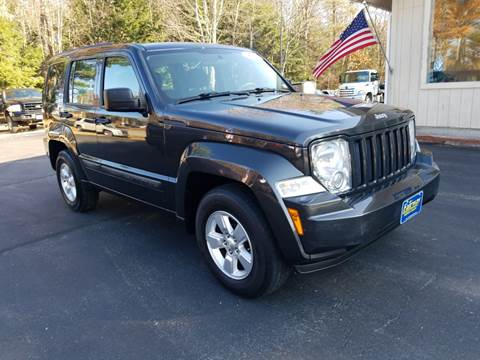 2011 Jeep Liberty for sale in Rochester, NH