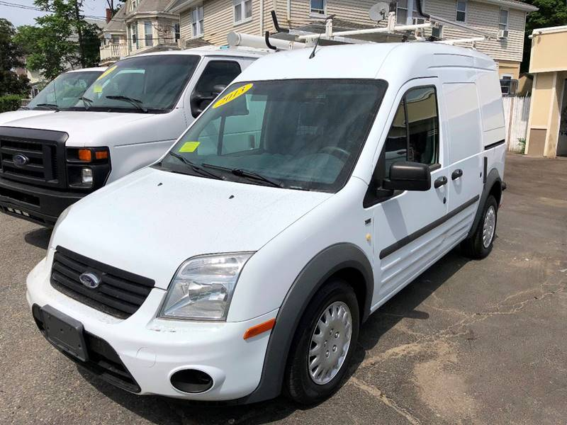 2013 Ford Transit Connect Cargo Van Xlt In Framingham Ma Cp Auto