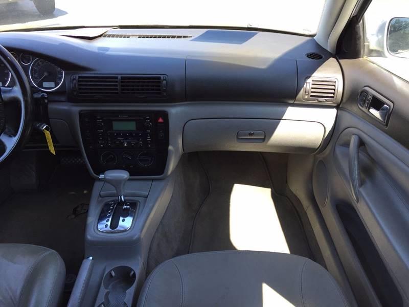 2004 Volkswagen Passat 4dr GLS 1.8T Turbo Sedan - Marietta GA