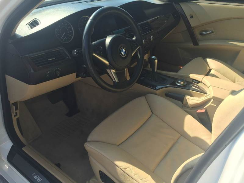 2007 BMW 5 Series 530i 4dr Sedan - Marietta GA
