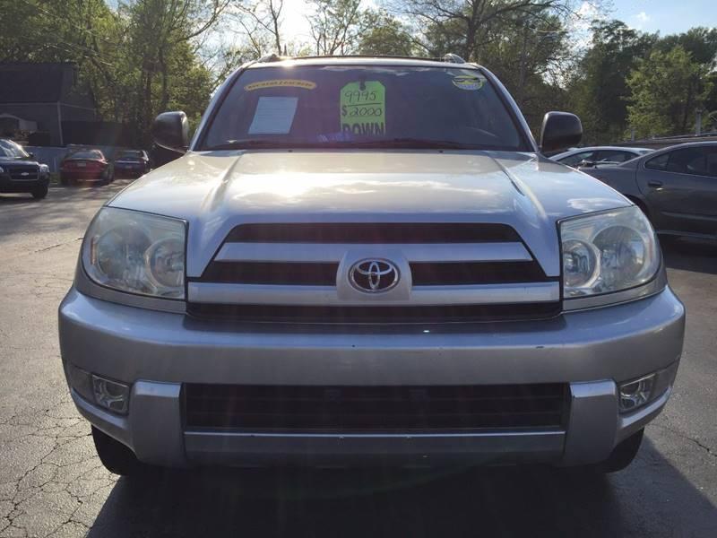 2004 Toyota 4Runner SR5 4dr SUV - Marietta GA