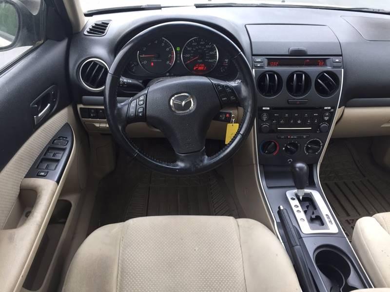 2006 Mazda MAZDA6 s 4dr Sedan - Marietta GA