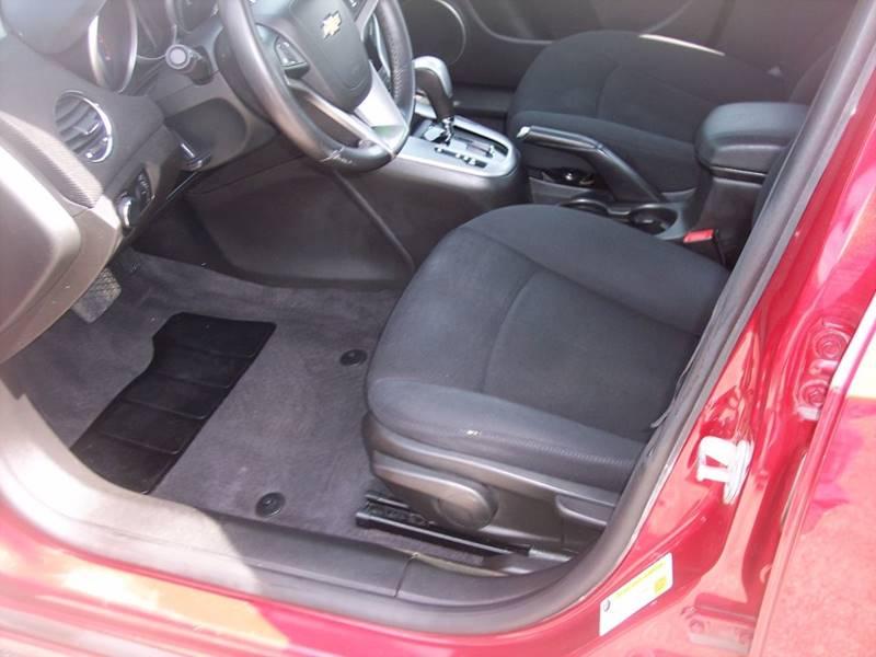 2011 Chevrolet Cruze LT 4dr Sedan w/1LT - Kalkaska MI