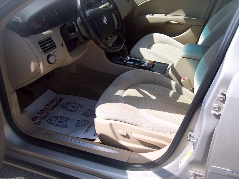 2008 Buick Lucerne CX 4dr Sedan - Kalkaska MI