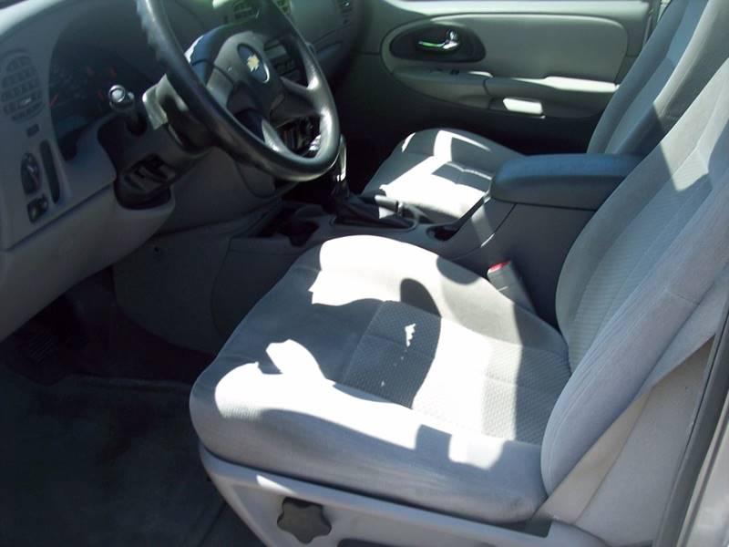 2007 Chevrolet TrailBlazer LS 4dr SUV 4WD - Kalkaska MI