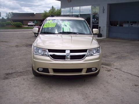 2010 Dodge Journey for sale at Shaw Motor Sales in Kalkaska MI