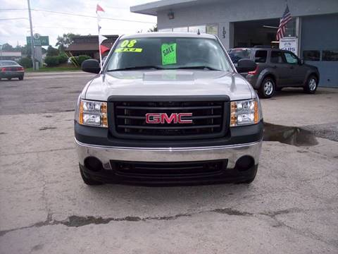 2008 GMC Sierra 1500 for sale at Shaw Motor Sales in Kalkaska MI