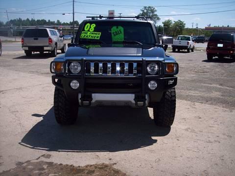 2008 HUMMER H3 for sale at Shaw Motor Sales in Kalkaska MI