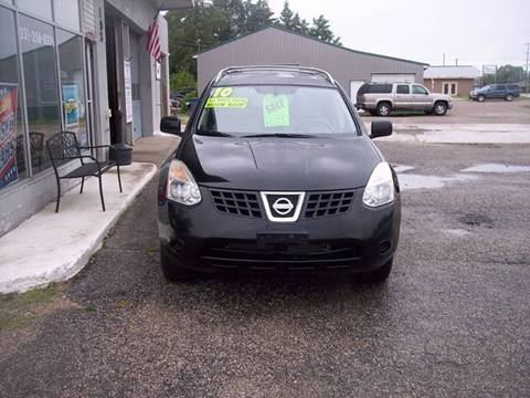 2010 Nissan Rogue for sale at Shaw Motor Sales in Kalkaska MI