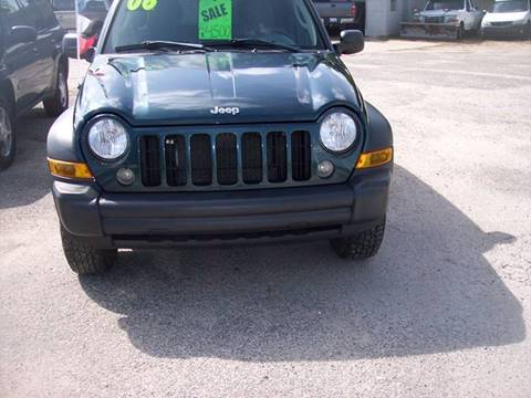 2006 Jeep Liberty for sale at Shaw Motor Sales in Kalkaska MI