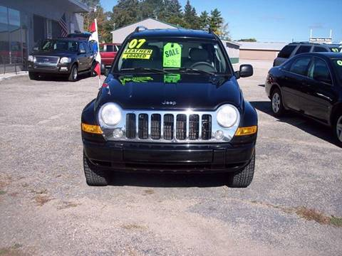 2007 Jeep Liberty for sale in Kalkaska, MI