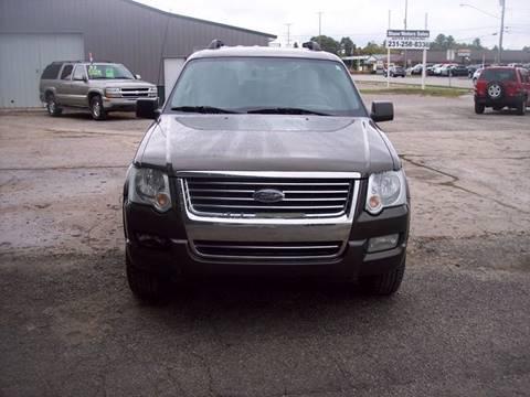 2008 Ford Explorer for sale at Shaw Motor Sales in Kalkaska MI