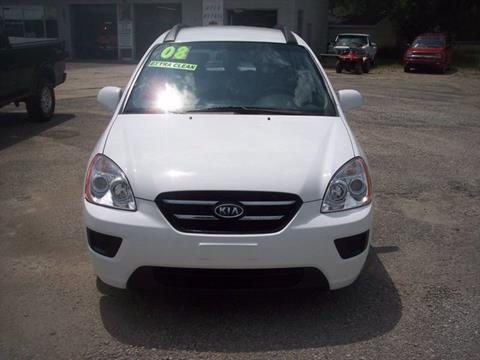 2008 Kia Rondo for sale at Shaw Motor Sales in Kalkaska MI