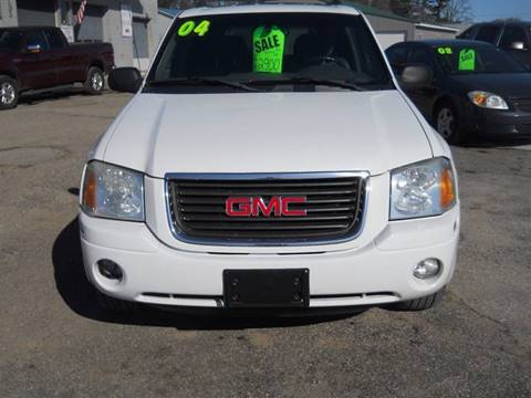2004 GMC Envoy for sale at Shaw Motor Sales in Kalkaska MI