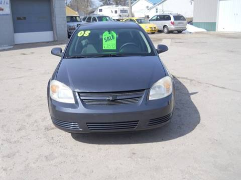 2008 Chevrolet Cobalt for sale at Shaw Motor Sales in Kalkaska MI