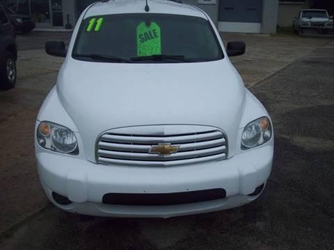 2011 Chevrolet HHR for sale at Shaw Motor Sales in Kalkaska MI