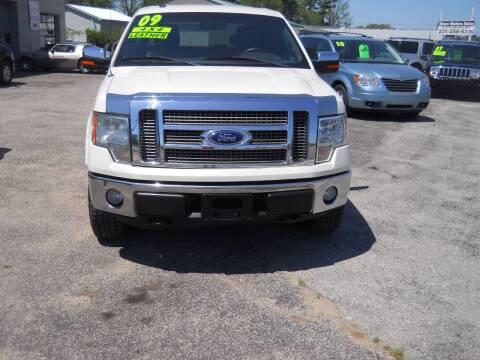 2009 Ford F-150 for sale at Shaw Motor Sales in Kalkaska MI