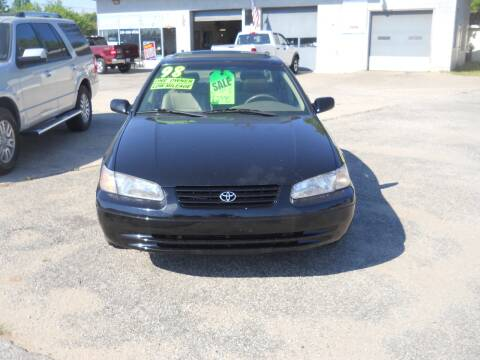 1998 Toyota Camry for sale at Shaw Motor Sales in Kalkaska MI