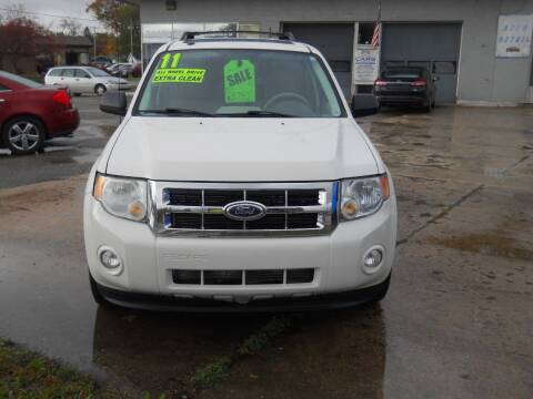 2011 Ford Escape for sale at Shaw Motor Sales in Kalkaska MI