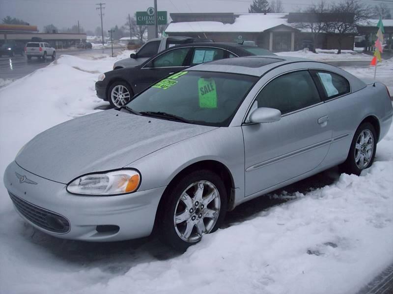 2002 Chrysler Sebring for sale at Shaw Motor Sales in Kalkaska MI