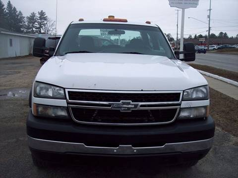 2007 Chevrolet Silverado 3500 Classic