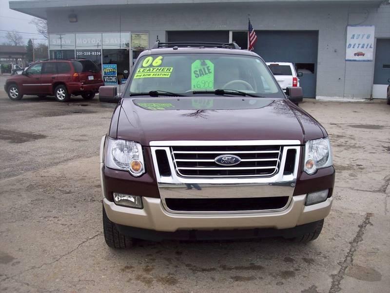 2006 Ford Explorer Eddie Bauer 4dr SUV 4WD w/V8 - Kalkaska MI