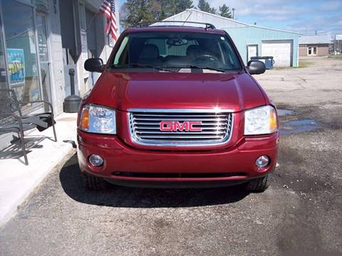 2007 GMC Envoy for sale at Shaw Motor Sales in Kalkaska MI