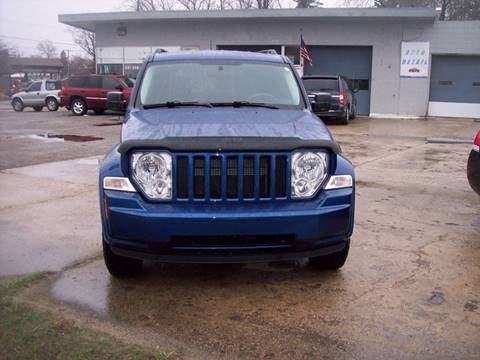 2009 Jeep Liberty for sale at Shaw Motor Sales in Kalkaska MI