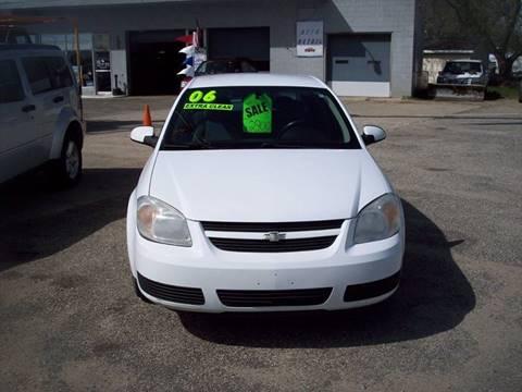 2006 Chevrolet Cobalt for sale at Shaw Motor Sales in Kalkaska MI
