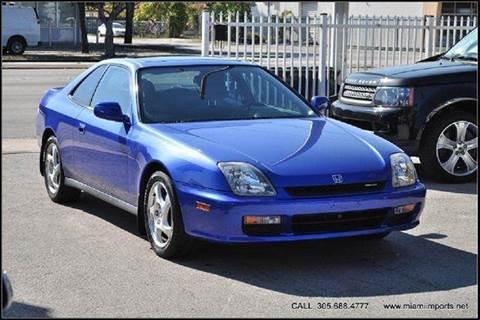 2001 Honda Prelude for sale at MIAMI IMPORTS in Miami FL