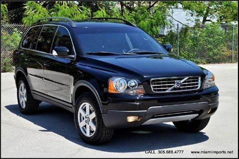 2007 Volvo XC90 for sale at MIAMI IMPORTS in Miami FL