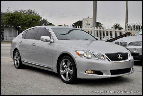 2009 Lexus GS 350 for sale at MIAMI IMPORTS in Miami FL