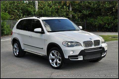 2007 BMW X5 for sale at MIAMI IMPORTS in Miami FL