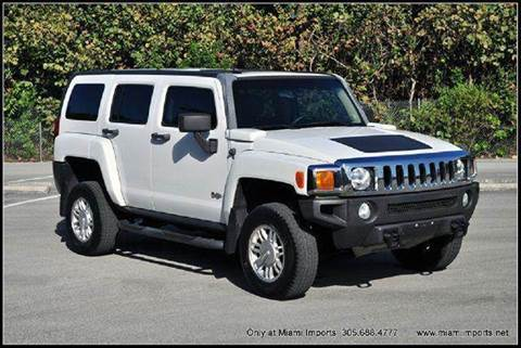 2006 HUMMER H3 for sale at MIAMI IMPORTS in Miami FL