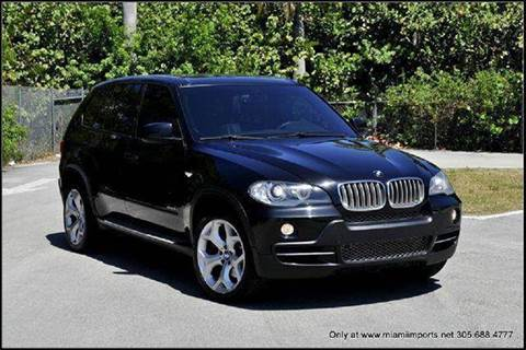 2010 BMW X5 for sale at MIAMI IMPORTS in Miami FL