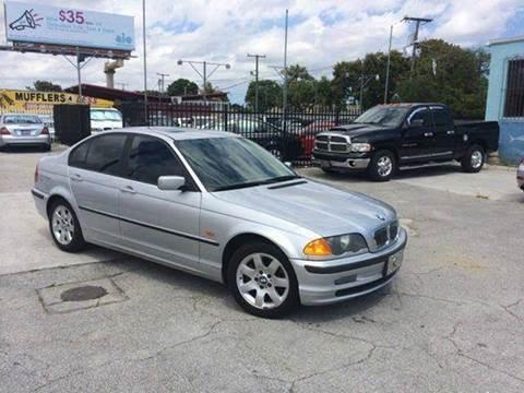 2001 BMW 3 Series for sale at MIAMI IMPORTS in Miami FL