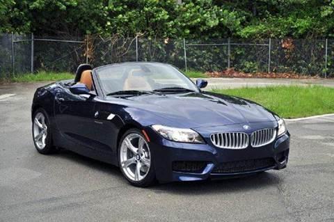 2011 BMW Z4 for sale at MIAMI IMPORTS in Miami FL