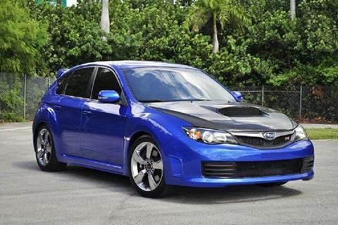 2008 Subaru Impreza for sale at MIAMI IMPORTS in Miami FL