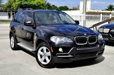 2009 BMW X5 for sale at MIAMI IMPORTS in Miami FL