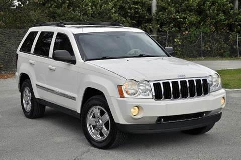 2005 Jeep Grand Cherokee for sale at MIAMI IMPORTS in Miami FL