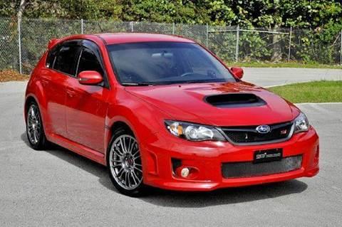 2011 Subaru Impreza for sale at MIAMI IMPORTS in Miami FL