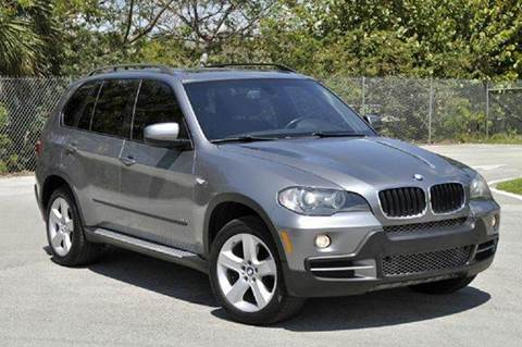 2008 BMW X5 for sale at MIAMI IMPORTS in Miami FL