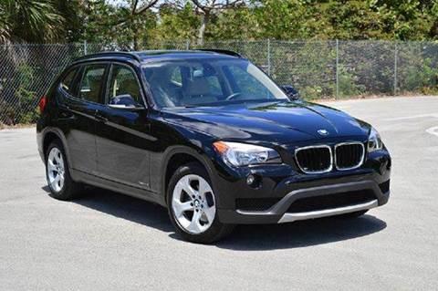 2014 BMW X1 for sale at MIAMI IMPORTS in Miami FL