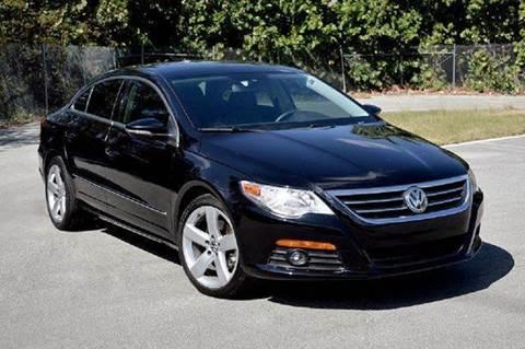 2011 Volkswagen CC for sale at MIAMI IMPORTS in Miami FL