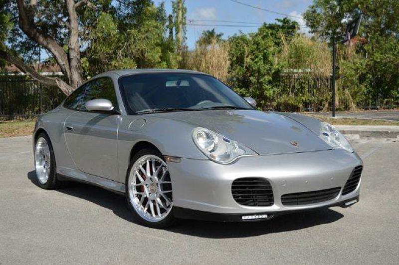 2004 Porsche 911 Carrera 4s Awd 2dr Coupe In Miami Fl Miami Imports